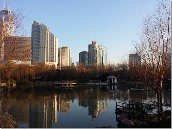 run in china view 800x600 thumb Scenes from my Shanghai RUN!
