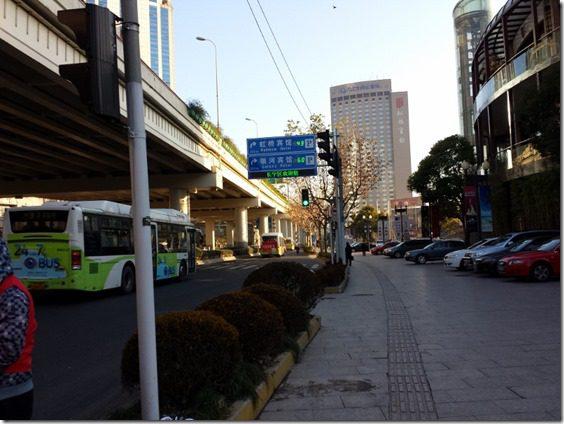 runing in china shanghai 800x600 thumb Scenes from my Shanghai RUN!