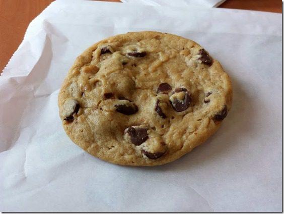 chocolate chip cookie after half marathon 669x502 thumb Buzz Marathon in San Miguel, CA