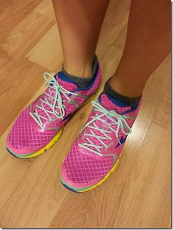 pink shoes thumb Best Valentine's Day Gifts for Runners