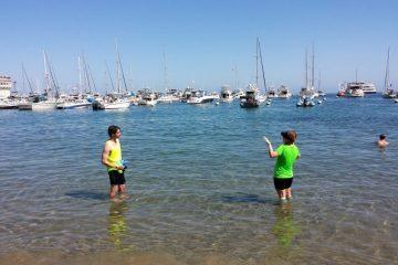 Catalina Marathon Recap Results Video and Tequila.