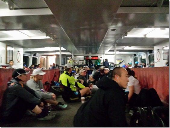 catalina marathon boat to start 800x600 thumb Catalina Marathon Results and Recap