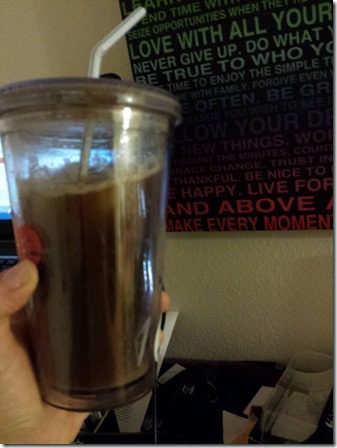 iced coffee morning 600x800 thumb Two Podcasts Tuesday and PhotoBombing Video