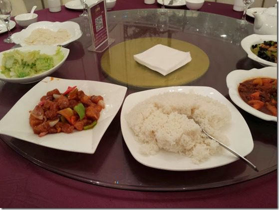 rice before a marathon thumb 10 Things You Must Eat Before The Marathon Or the Sky Will Fall! That, or my own Pre Race Diet…
