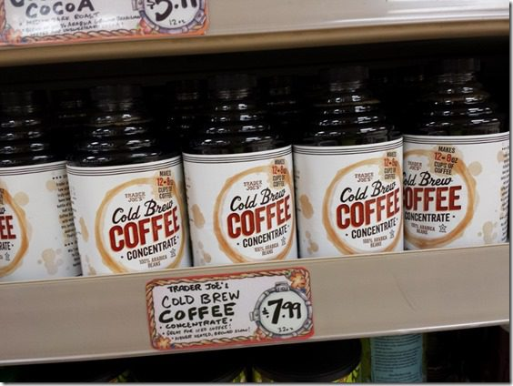 top 10 trader joes must haves for runners iced coffee 800x600 thumb Trader Joe's MUST HAVES for Runners