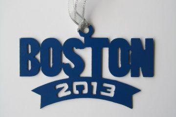 Boston Marathon Monday
