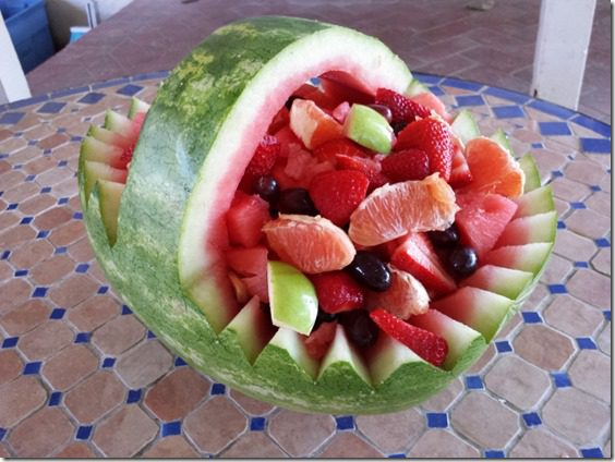 watermelon easter baskey 800x600 thumb Easter Feast–Mexican Style