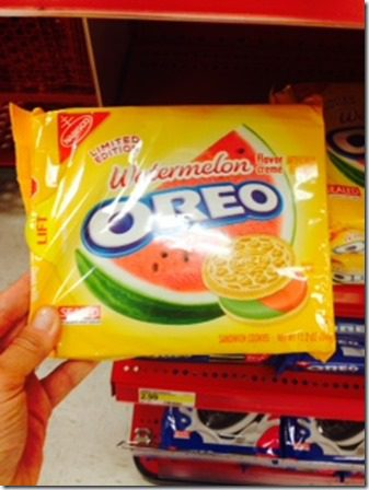 watermelon oreos thumb The Most Important Survey of Your Life