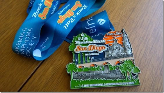 WP 20140601 13 53 25 Pro 800x450 thumb Suja Rock N Roll Marathon Results and Fun in SD