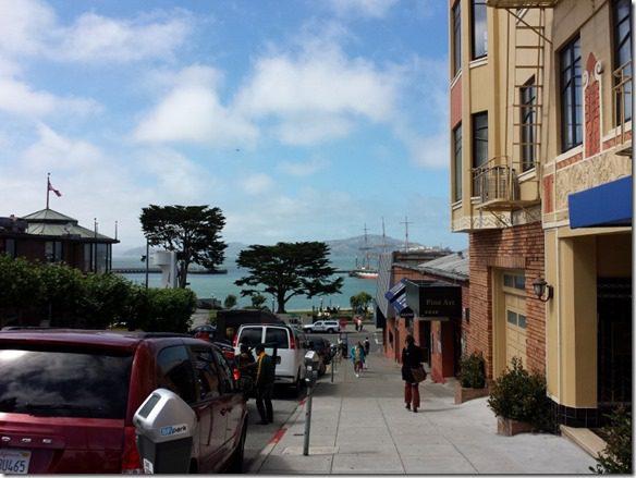 beautiful day in sf 800x600 thumb Irish Coffee Created in San Francisco and Dancing on Lombard Street