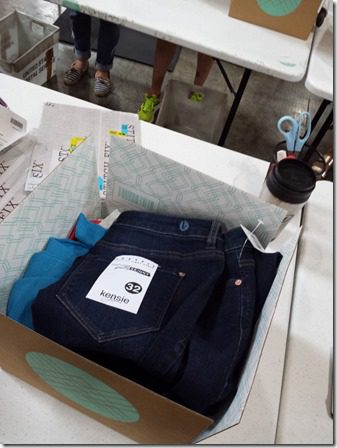 i packed up a box 600x800 thumb What Really Goes on at StitchFix–behind the scenes at the mail order style company