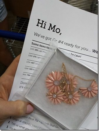 packing a stitch fix style 600x800 thumb What Really Goes on at StitchFix–behind the scenes at the mail order style company