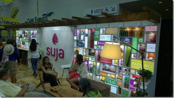 suja booth 800x450 thumb Suja Rock N Roll Marathon Results and Fun in SD