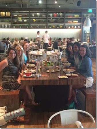 true food lunch with suja thumb Suja Rock N Roll Marathon Results and Fun in SD