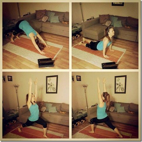 doing yoga groupon summer fun thumb Lazy Yoga and Real Yoga
