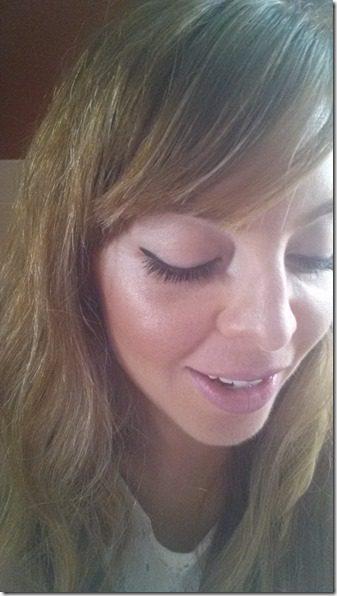 monica loves eyeliner thumb Eyelash Dip Update–Would I do it again?