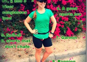 Running Gear I Can't Live Without