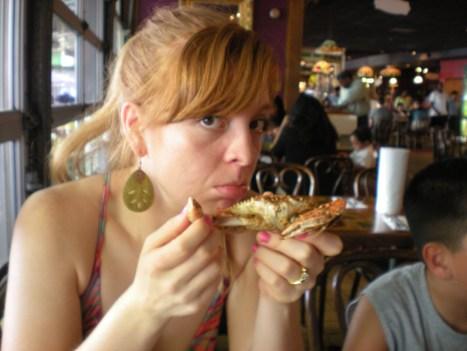 dscn0835 My first crabs...