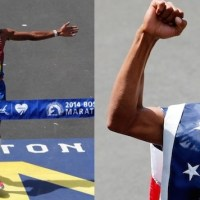 Meb Keflezighi Wins Boston Marathon and Ditching the Heel Strike Helped Him Do It