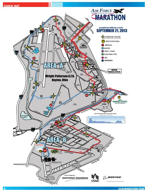 us-air-force-marathon-course-map