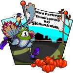 Ward Parkway Thanksgiving Day 5K