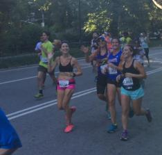 NYRR France Run 8K central Park results pictures (1)
