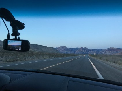 Uber to Red Rocks - Dashboard cam, like Russia!