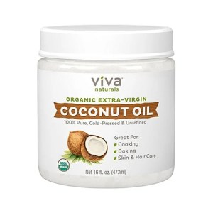 Coconut Oil from the Running on Real Food Shop