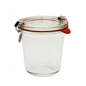 Weck Jars from the Running on Real Food Shop