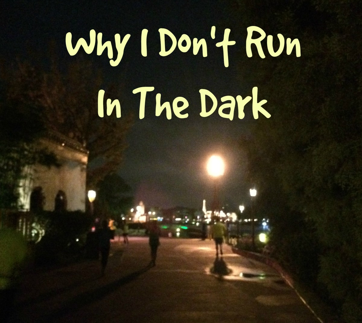 TotR: Why I Don't Run in the Dark