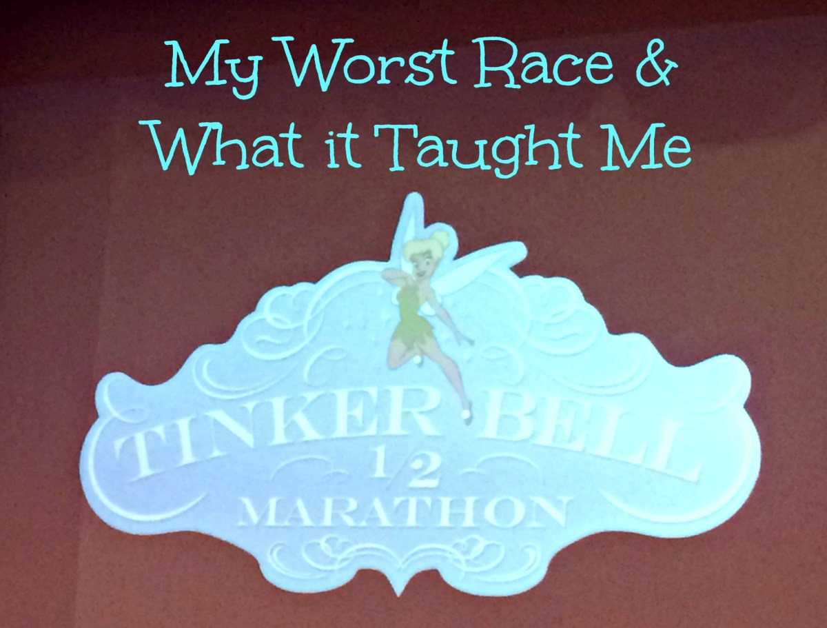 TotR: My Worst Race (and what it taught me)