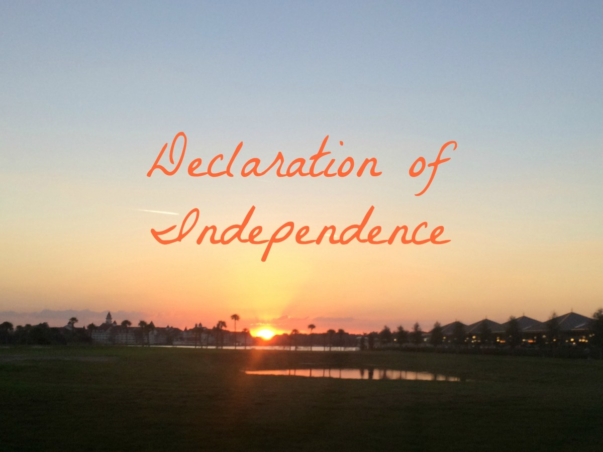 Friday Five: Independence Day!