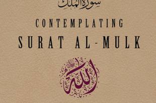 Contemplation of AlMulk