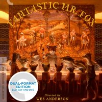 Fantastic Mr. Fox Criterion (Blu-Ray + DVD)