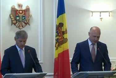 Премьеры Молдовы и Румынии обсудили сотрудничество и финансы