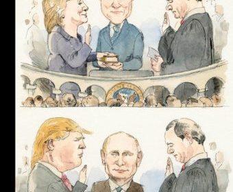 Путин на всех обложках