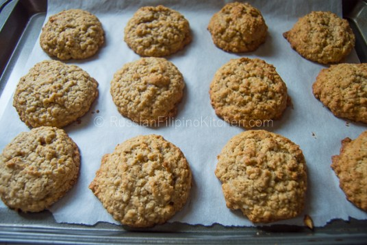 Perfectly Soft Oatmeal Cookies 15