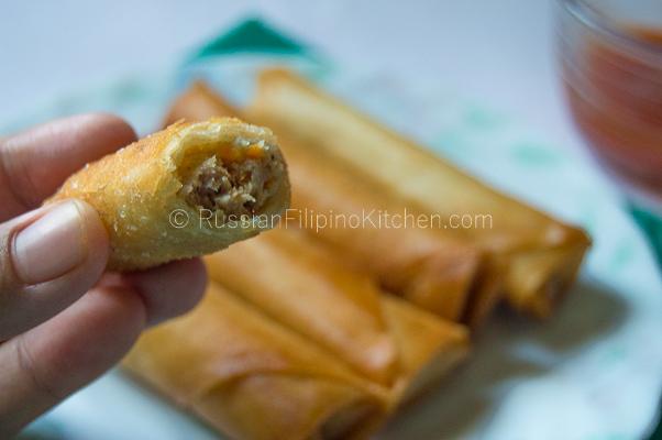 Easy Lumpia Shanghai (Filipino Meat-Filled Egg Rolls)
