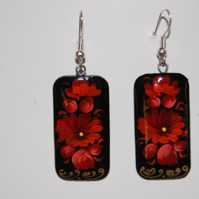 red_flowers_earrings__84438
