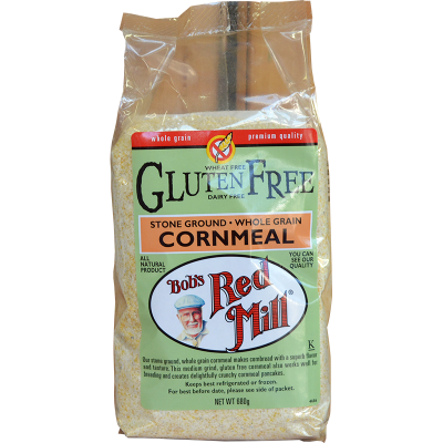 Bobs Red Mill GF Cornmeal