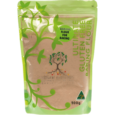 Natural Evolution Ultimate Gluten Free Baking Flour Banana
