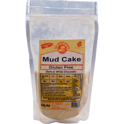 All About Bread Mud Cake Gluten Free 500g