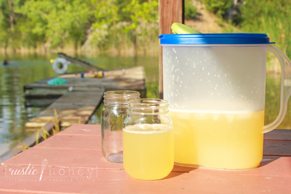 Lemonade Summer Brew