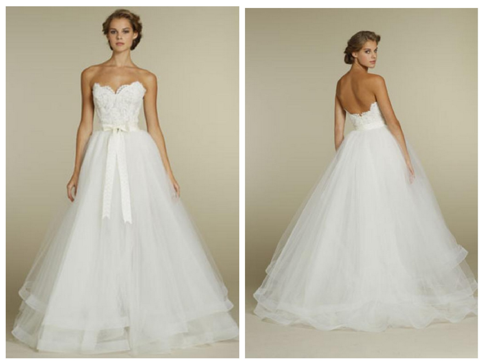 wedding dresses tulle tulle wedding dress Wedding Dresses Tulle 97