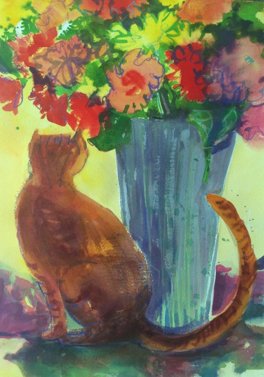 Wednesday Watercolor Re-Cap