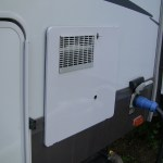 RV Hot Water Heater Cover – Fifth Wheel Pictorial Guide