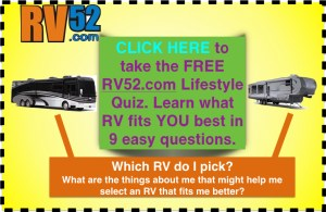 RV Lifestyle Quiz to Help You Select An RV Click Here