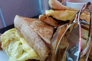 The Luncheonette – cheapest lunch in the Bottom?