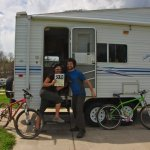 They Built an Eco-Friendly Fifth Wheel and Survived