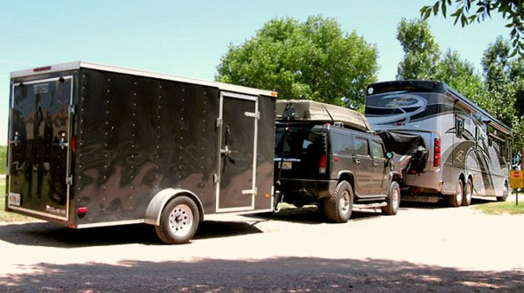 Overweight RVs are a Bad Idea: Here's What to Do About It